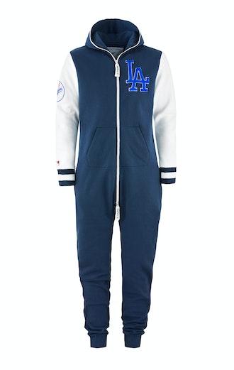 Onepiece LA College Jumpsuit Navy