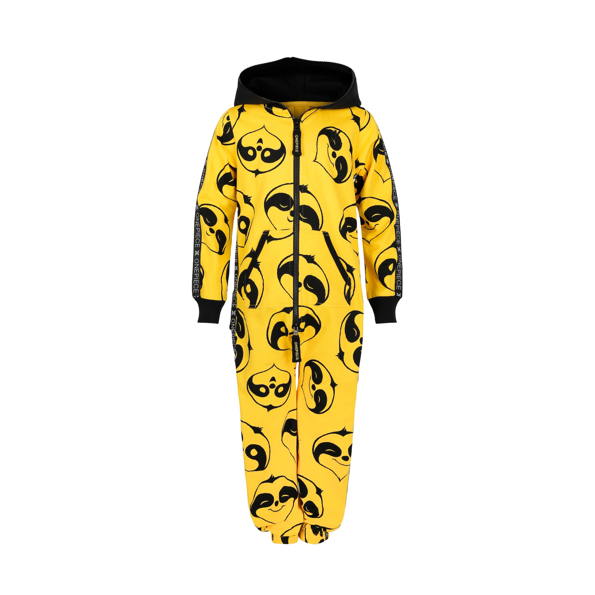 d85af90d8 Lazy Kids Jumpsuit Yellow
