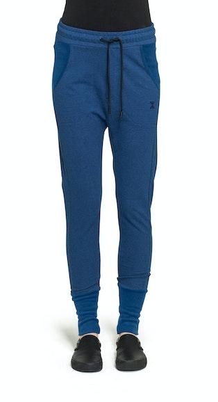 Onepiece Leap Pant Stain Blue Melange