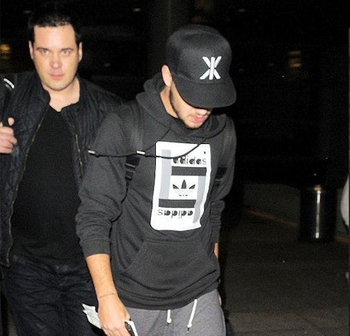 Liam Payne (One Direction) in Onepiece cap