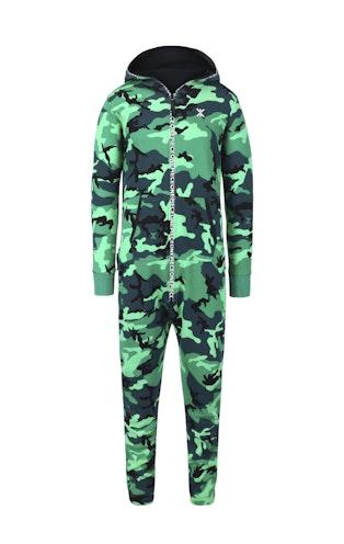 Onepiece Anti-Camo Jumpsuit Vert