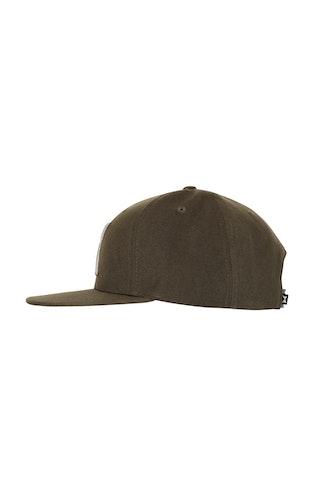 Onepiece Logo Cap Snapback Army