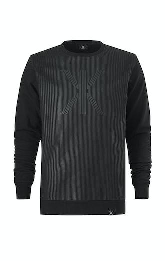 Onepiece London College Sweater Black