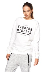 Onepiece London College Sweater Snow White