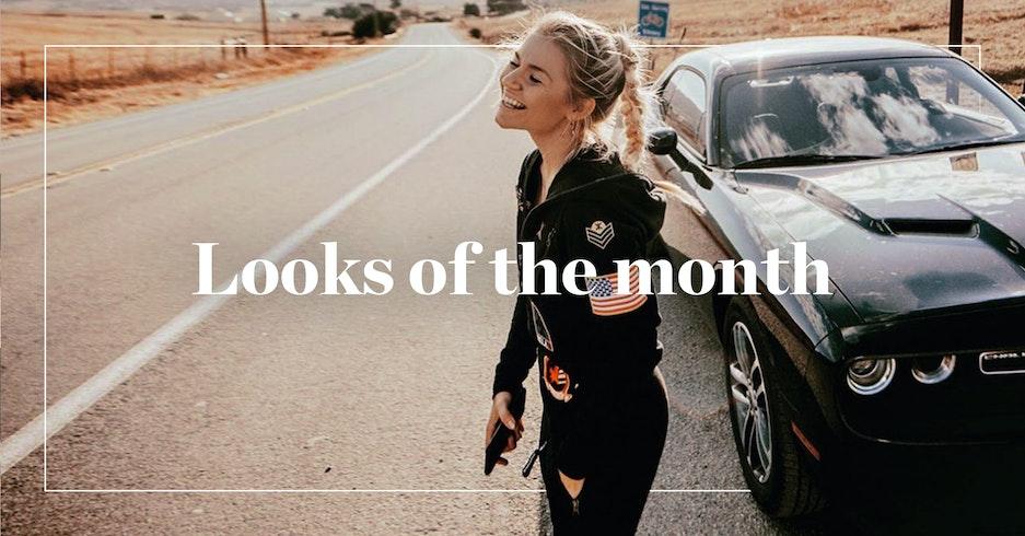 Looks des Monats: Die Roadtrip Edition bei Onepiece