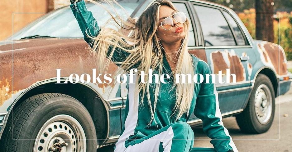 Looks of the Month: Spring Edition