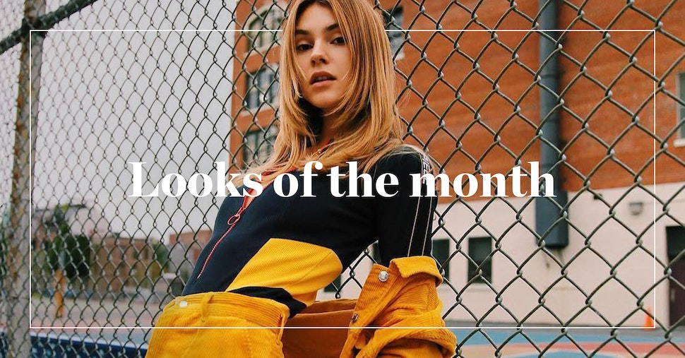 Looks of the Month: Herbst Edition von Onepiece
