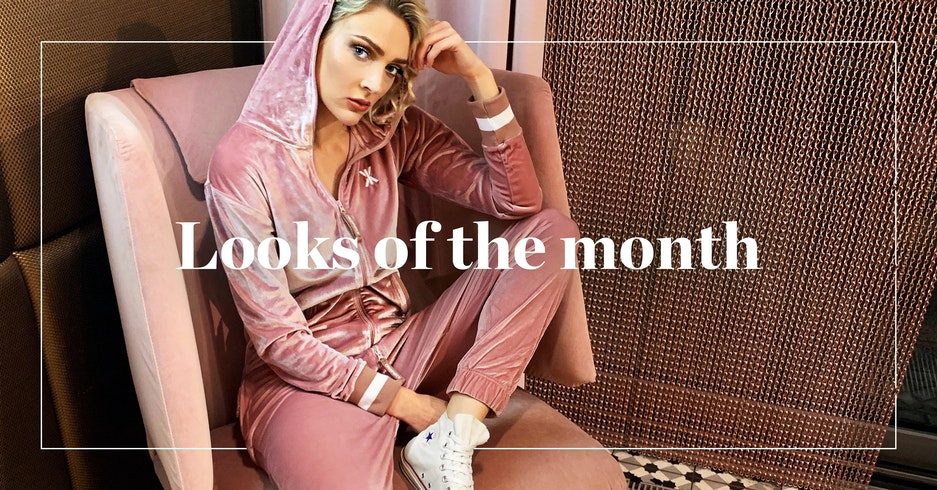 Looks of the month winter edition by Onepiece...