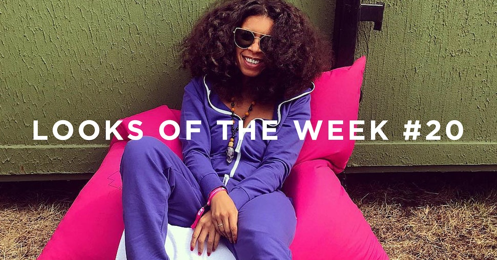 Looks of the week Onepiece Onesie Jumpsuit
