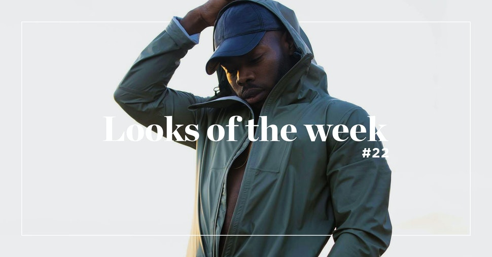 LOOKS OF THE WEEK: Herbstspecial