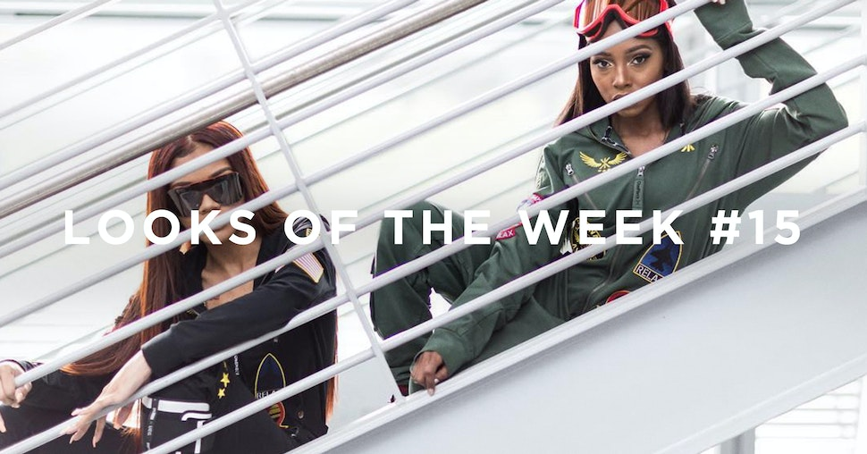 Looks of the Week no15