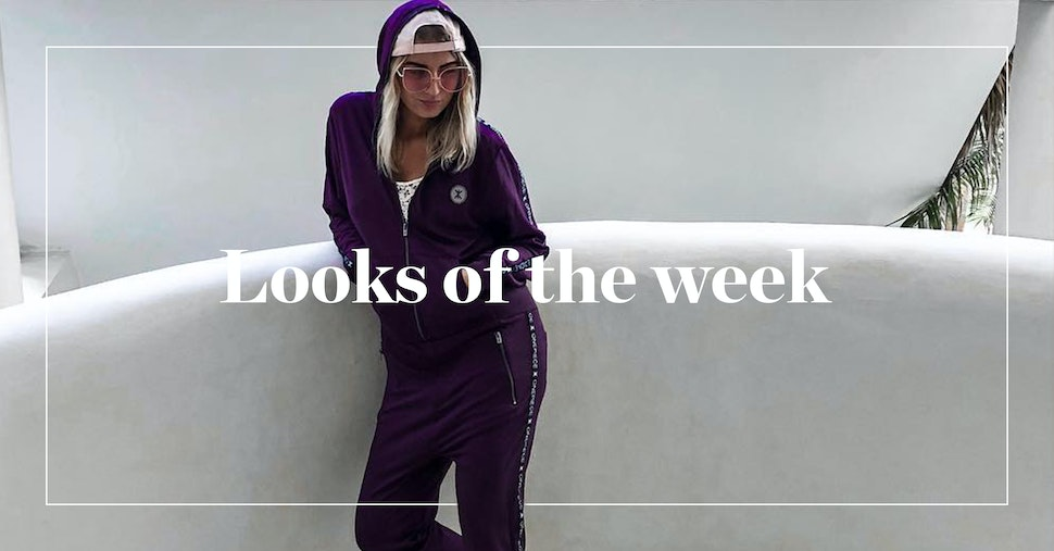 Onepiece Looks of the Week Sprinter Edition