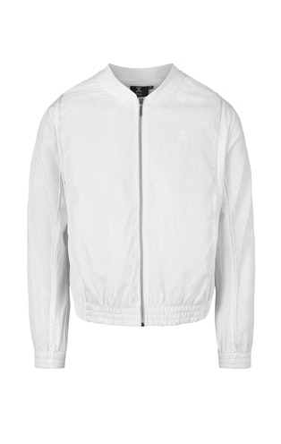 Onepiece Luminous Bomber Jacket Weiß
