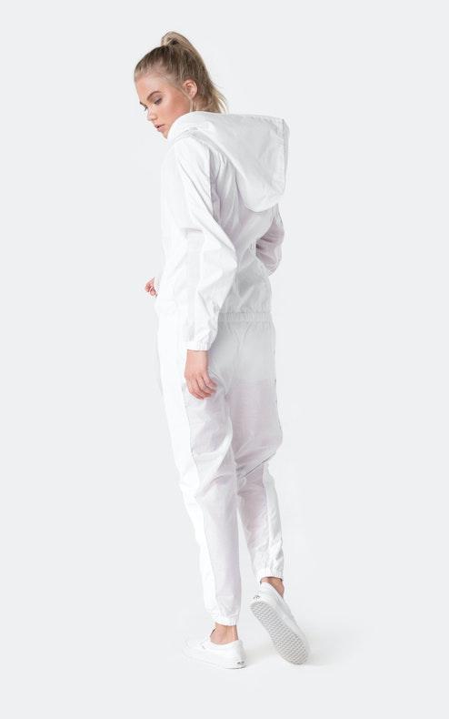 Onepiece Luminous Jumpsuit White