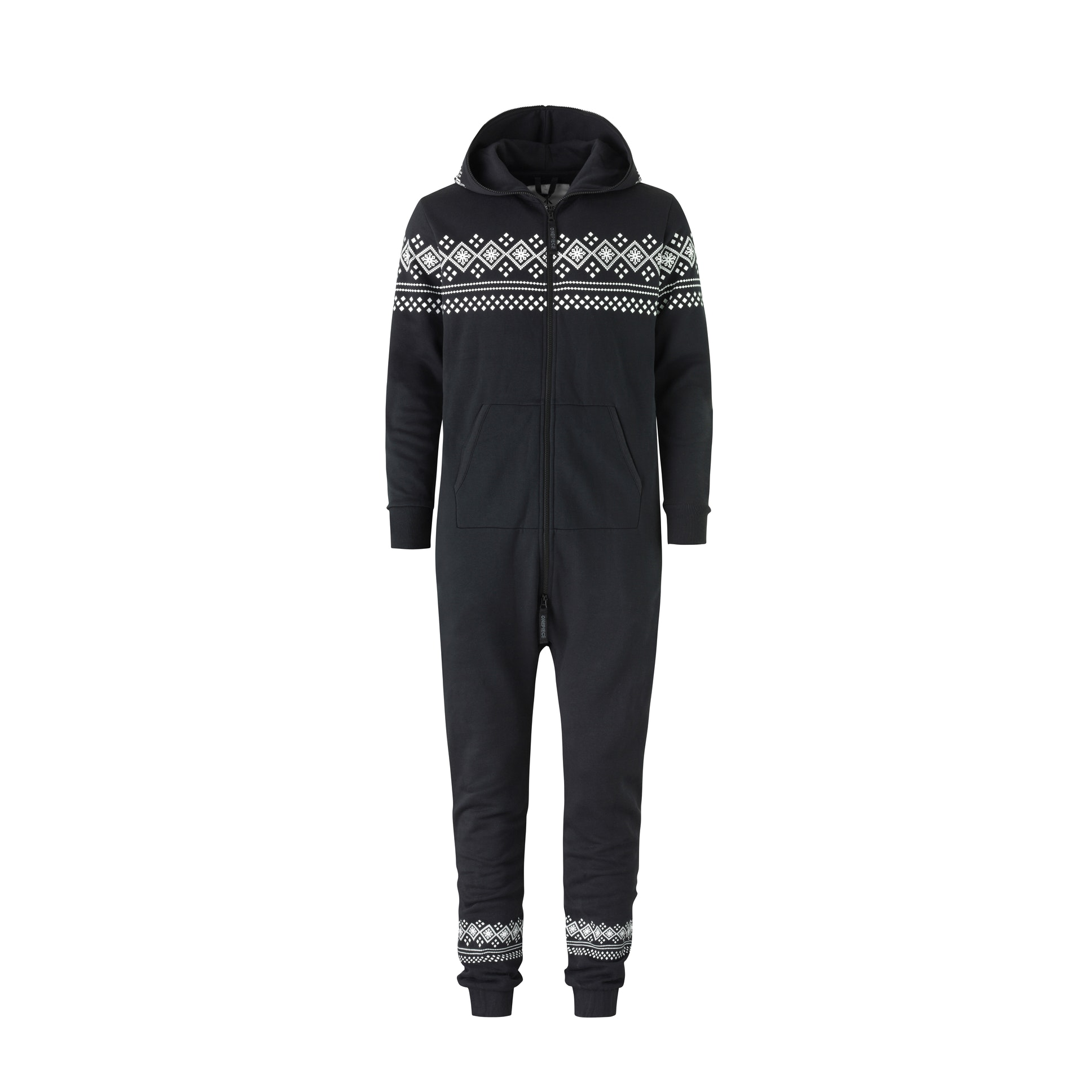 lusekofte onesie 2.0 black