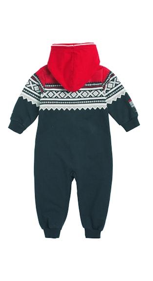 Onepiece Marius Baby Jumpsuit Navy/Red/White