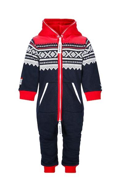 Onepiece Marius Baby Jumpsuit Navy