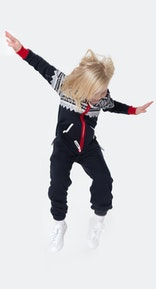 Onepiece Marius Kids Jumpsuit Navy