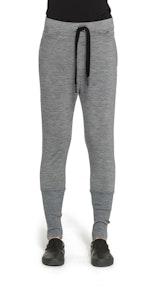 Onepiece Merino Pant Grey Melange