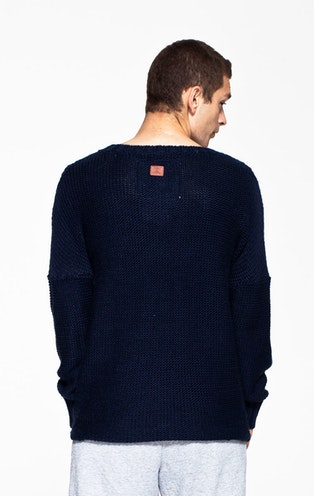 Onepiece Michael Knitted Sweater Navy
