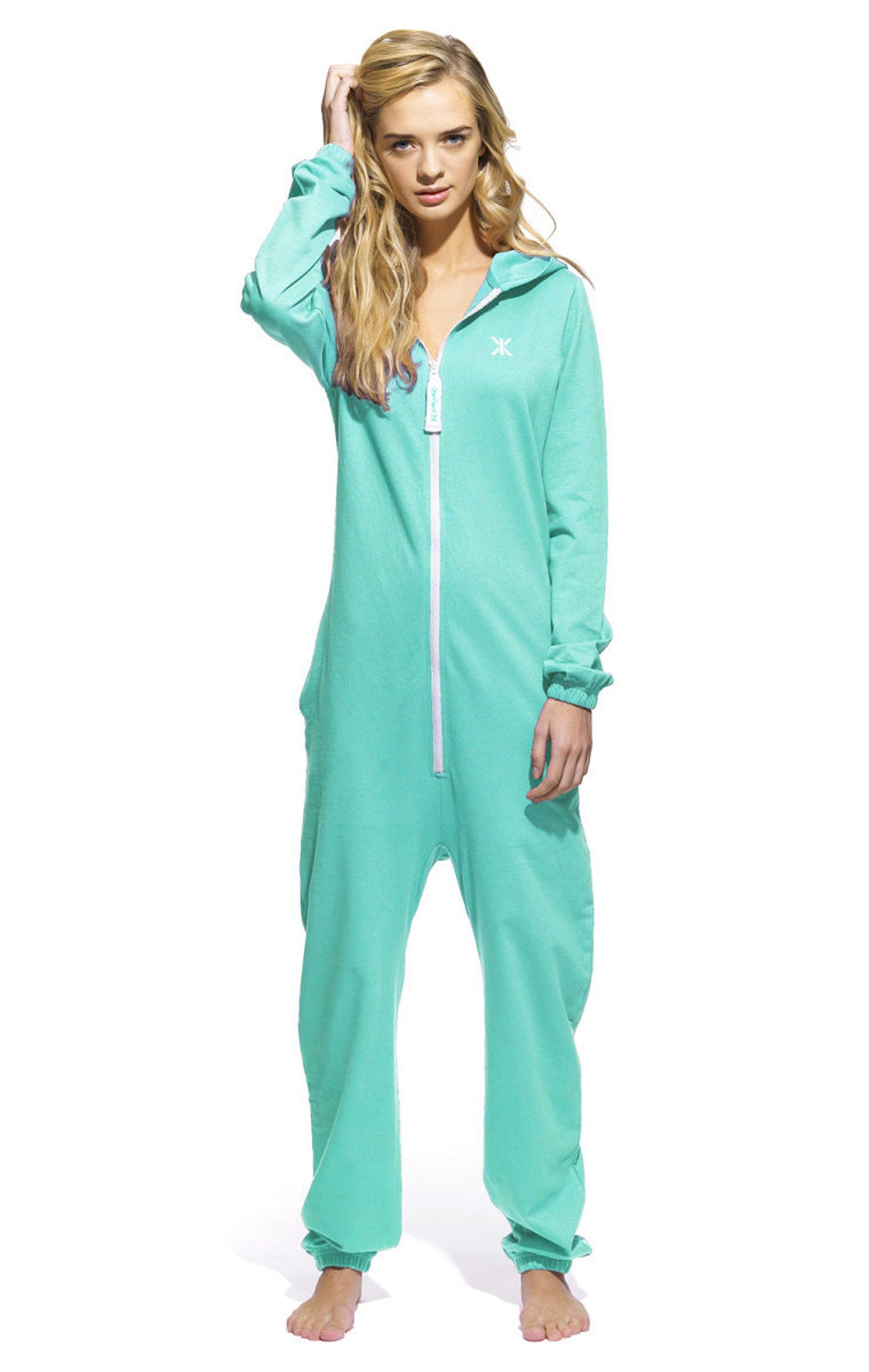 onepiece onesie aruba blau unisex jumpsuit. Black Bedroom Furniture Sets. Home Design Ideas