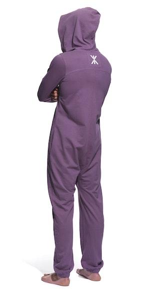 Onepiece Mono Onesie Dusty Purple
