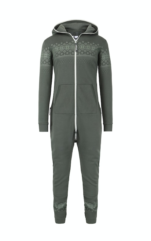Onepiece North Jumpsuit Army