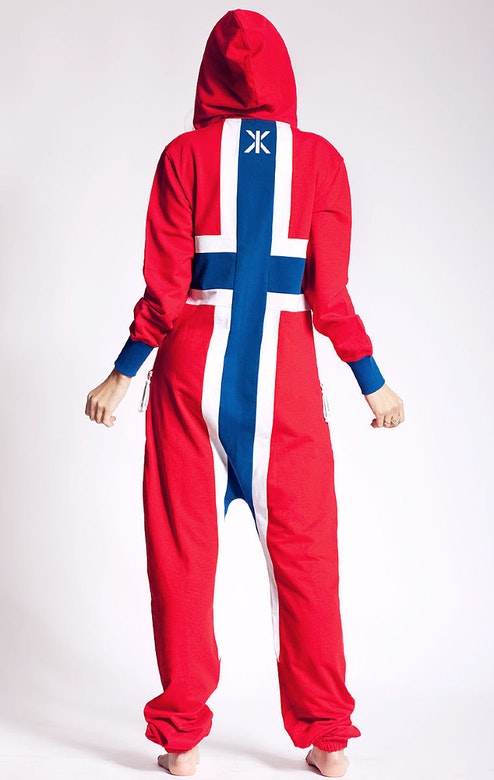 Onepiece Norway Flag