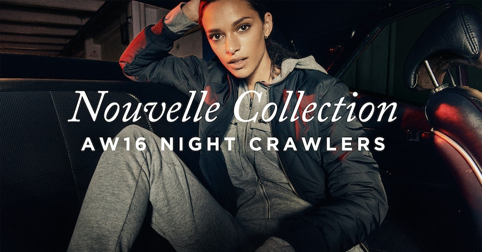Nouveau collection Onepiece Night Crawlers