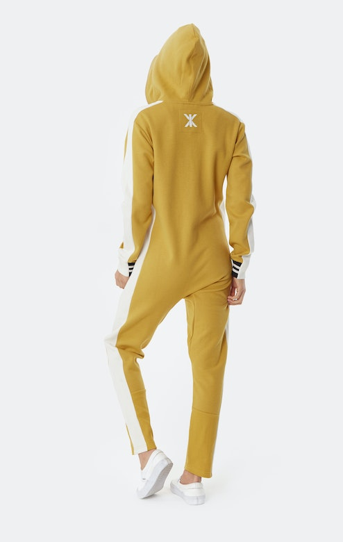 Onepiece Old School Jumpsuit Camel