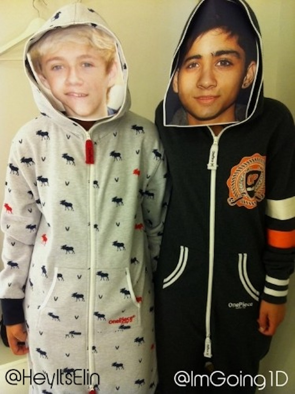 Onepiece, One Direction