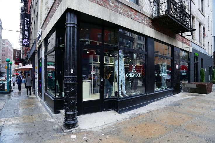 Onepiece Temp Store NYC
