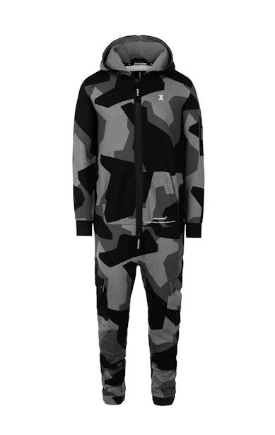 Onepiece Onepiece x C'est Normal by Jon Olsson Schwarz Camouflage