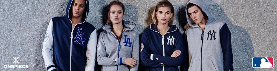 Onepiece x Major League Baseball