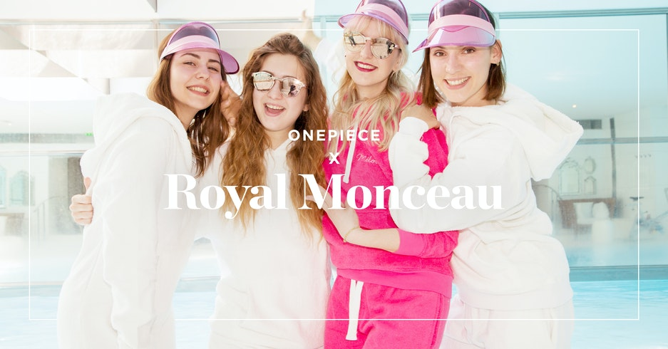 Onepiece x Royal Monceau