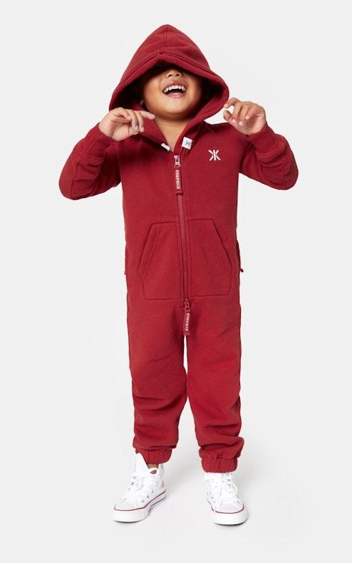 Onepiece Original Kids Onesie 2.0 Red