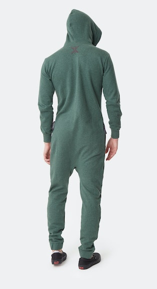 Onepiece Original Onesie 2.0 Jungle Green Melange
