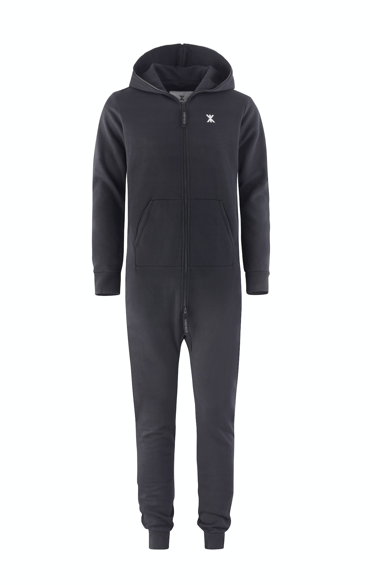 Original Onesie 2.0 Black With Black Zipper An upgrade of our signature jumpsuit and global best seller, the Original 2.0 in Black features slimmer fitting legs, pockets with hidden seams and an extra soft lining.