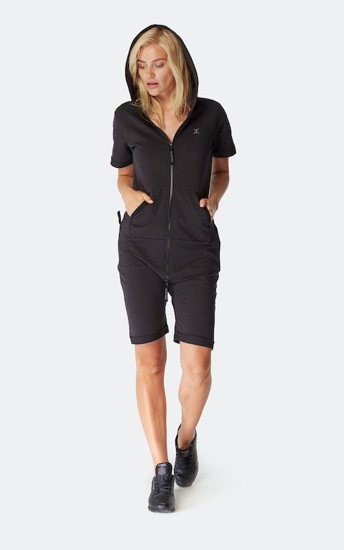 Onepiece Original Short Jumpsuit Black