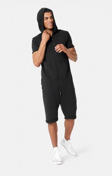 Onepiece Original Short Jumpsuit Noir