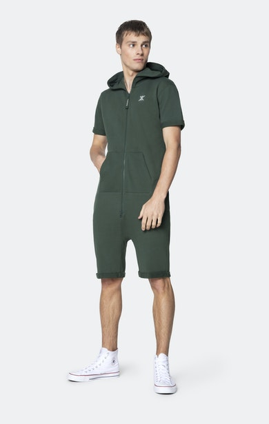 Onepiece Original Short Jumpsuit Vert