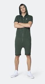 Onepiece Original Short Jumpsuit Green