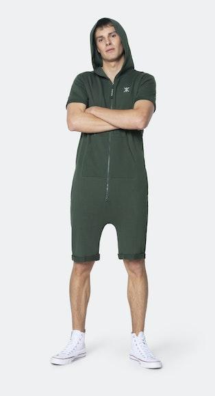 Onepiece Original Short Jumpsuit 와인 퍼플