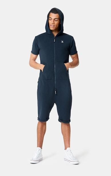 Onepiece Original Short Jumpsuit Bleu marine