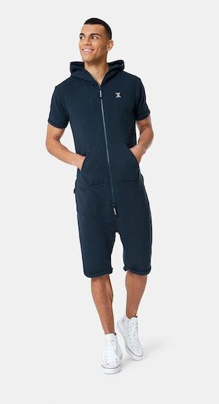 Onepiece Original Short Jumpsuit Navy