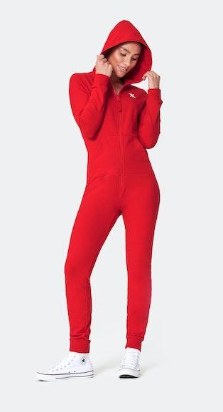 Onepiece Original Slim Onesie 2.0 Red