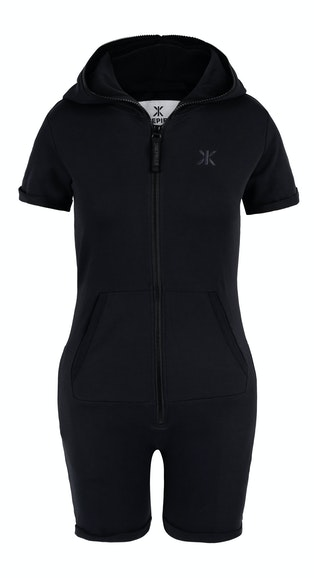 Onepiece Original Slim Short Jumpsuit Noir