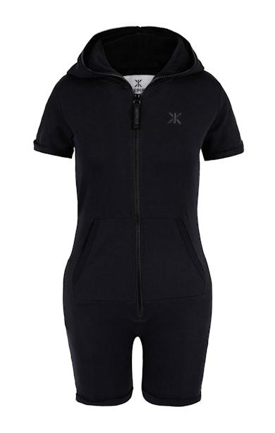 Onepiece Original Slim Short Jumpsuit Schwarz
