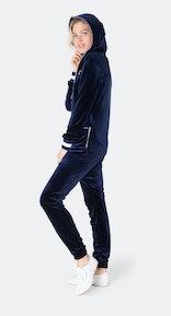 Onepiece Original Velour Jumpsuit Blue