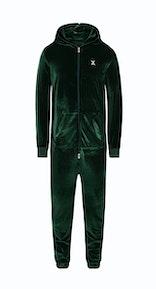 Onepiece Original Velour Jumpsuit Green